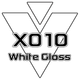 M01 - X010G White (Gloss) 651 - 12in