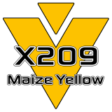 M19 - X209 Maize Yellow 751 - 12in