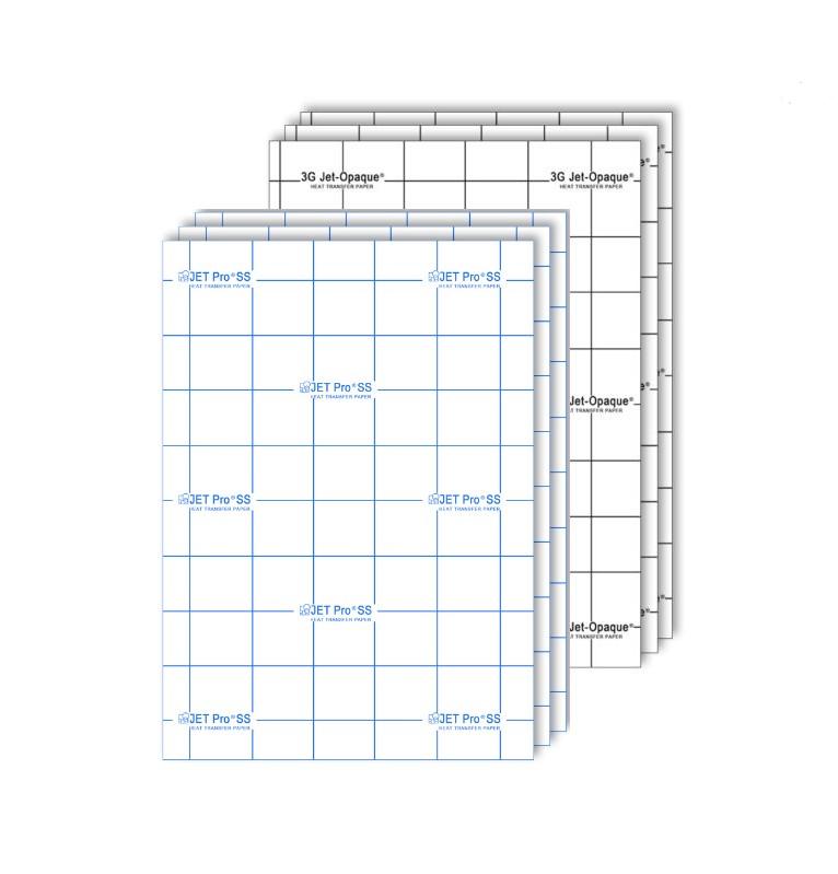 Neenah Inkjet Printable Htv Combo Pack