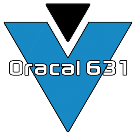Oracal® 631 (Indoor Matte)