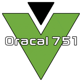 Oracal® 751 (Outdoor Gloss)