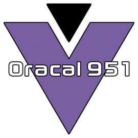 Oracal® 951 (Outdoor Gloss)