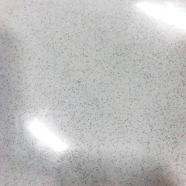 GL00 White Glitter Sheet