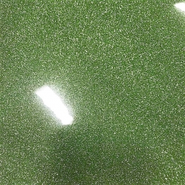 GL07 Light Green Glitter Sheet