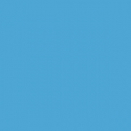 P23 - S813 Translucent Blue - 12in
