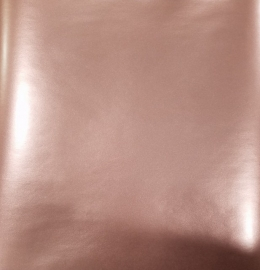 PM37 Rosy Polished Metal Sheet