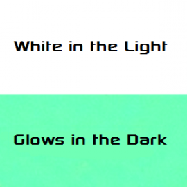 5081 Glow In The Dark EasyWeed Sheet