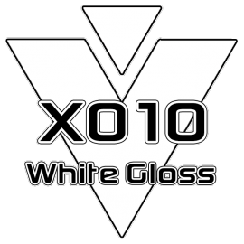 N01 - X010G White (Gloss) 651 - 10ft