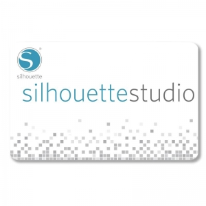 Silhouette Studio Upgrade Card - Designer Edition to Designer Plus