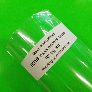 EW18 Fluorescent Green EasyWeed Roll