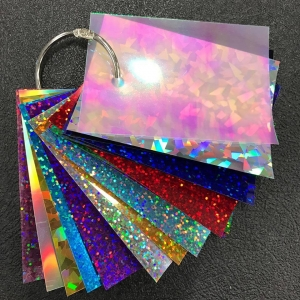 Siser Holographic Swatch