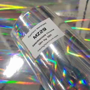 MZ29 Kaleidoscope Chrome Metalized Roll