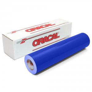 X086 Brilliant Blue 651 Roll