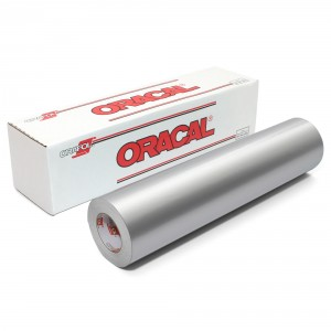X090 Silver Grey (Metallic) 651 Roll