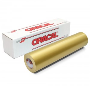 X091 Gold (Metallic) 651 Roll