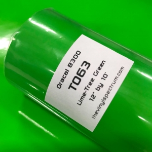 T063 Lime-Tree Green 8300 Roll
