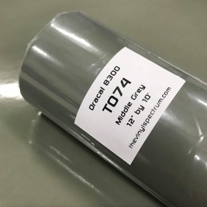 T074 Middle Grey 8300 Roll