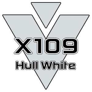 X109 Hull White 951 Sheet