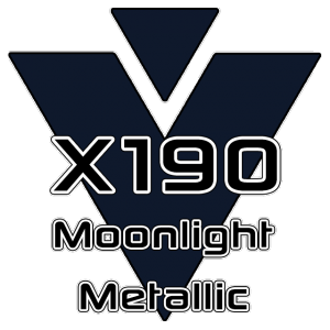 X190 Moonlight Metallic 951 Sheet