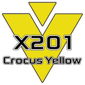 X201 Crocus Yellow 951 Sheet