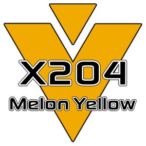 X204 Melon Yellow 951 Roll