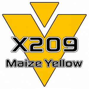 X209 Maize Yellow 751 Sheet