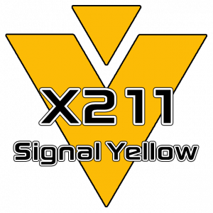 X211 Sun Yellow 751 Sheet