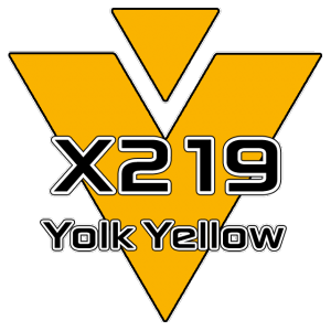 X219 Yolk Yellow 951 Sheet