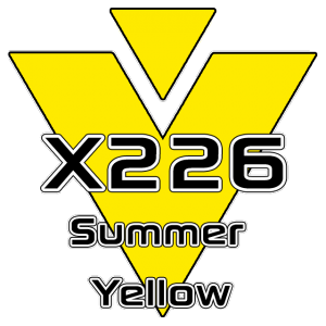 X226 Summer Yellow 951 Sheet