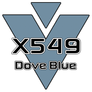 X549 Dove Blue 951 Sheet