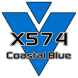 X574 Coastal Blue 951 Sheet