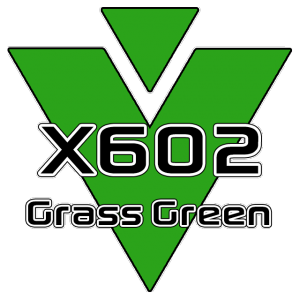 X602 Grass Green 951 Sheet