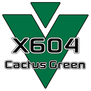 X604 Cactus Green 951 Sheet