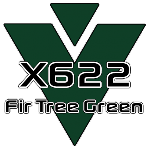 X622 Fir Tree Green 951 Sheet