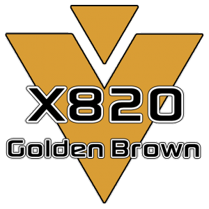 X820 Golden Brown 951 Sheet