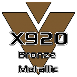 X920 Bronze Metallic 951 Sheet