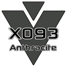 X093 Anthracite (Metallic) 751 Roll