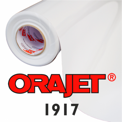 image regarding Oracal Inkjet Printable Vinyl named OraJet 1917 Sheet (inkjet printable adhesive vinyl)