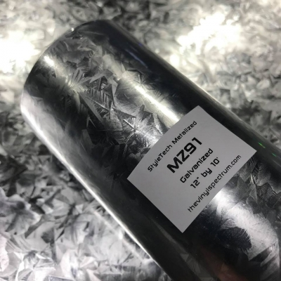 MZ91 Galvanized Metalized Roll